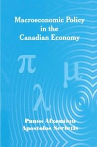 Cover Macroeconomic Policy in the Canadian Economy