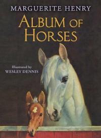 Cover Album of Horses
