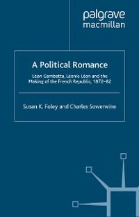Cover A Political Romance