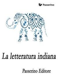 Cover La letteratura indiana