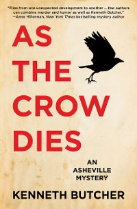 Cover As the Crow Dies