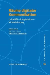 Cover Räume digitaler Kommunikation