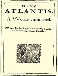 Cover The New Atlantis