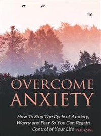 Cover Overcome Anxiety