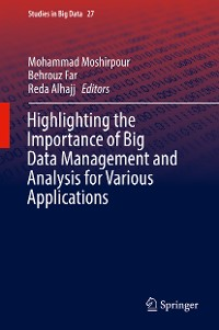 Cover Highlighting the Importance of Big Data Management and Analysis for Various Applications