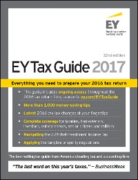 Cover Ernst & Young Tax Guide 2017