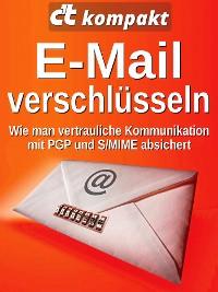 Cover c't kompakt: E-Mail verschlüsseln