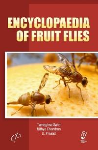 Cover Encyclopaedia of Fruit Flies