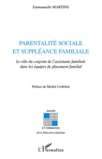 Cover Parentalite sociale et suppleance familiale - le role du con