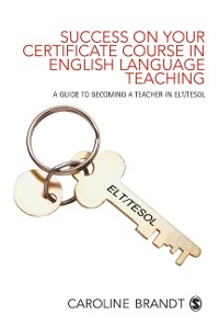 Cover Success on your Certificate Course in English Language Teaching