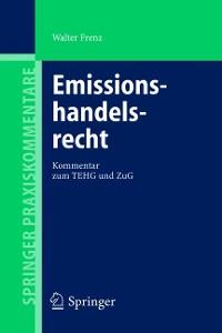 Cover Emissionshandelsrecht