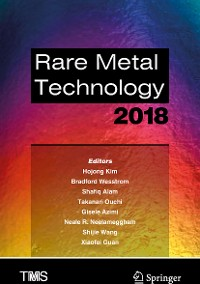 Cover Rare Metal Technology 2018