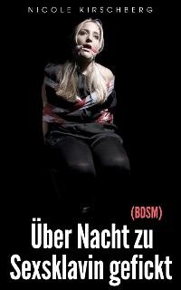 Cover Über Nacht zu Sexsklavin gefickt (BDSM)