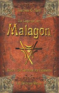 Cover Die Legende von Malagon