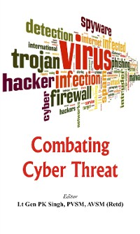 Cover Combating Cyber Threat