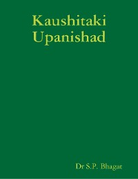 Cover Kaushitaki Upanishad