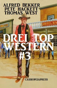 Cover Drei Top Western #3
