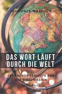 Cover Das Wort läuft durch die Welt