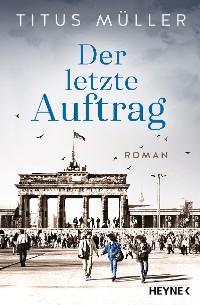 Cover Der letzte Auftrag