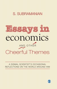 Cover Essays in economics And Other Cheerful Themes