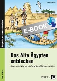 Cover Das Alte Ägypten entdecken