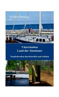 Cover Västerbotten Land der Abenteuer