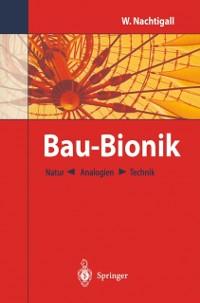 Cover Bau-Bionik