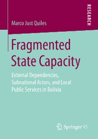 Cover Fragmented State Capacity
