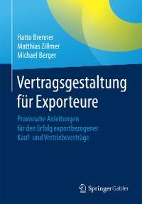 Cover Vertragsgestaltung für Exporteure