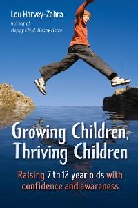 Cover Growing Children, Thriving Children