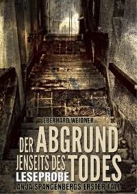 Cover Der Abgrund jenseits des Todes - Leseprobe