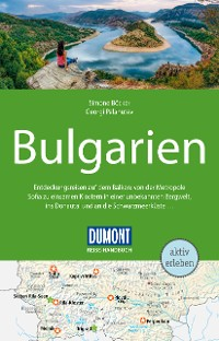 Cover DuMont Reise-Handbuch Reiseführer Bulgarien