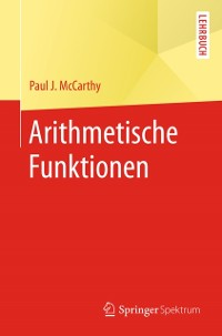 Cover Arithmetische Funktionen