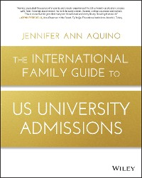 Cover The International Family Guide to US University Admissions