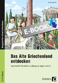 Cover Das Alte Griechenland entdecken