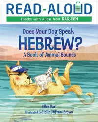 Cover Does Your Dog Speak Hebrew?