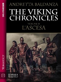Cover The Viking Chronicles 2 - L'ascesa
