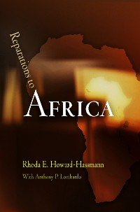 Cover Reparations to Africa