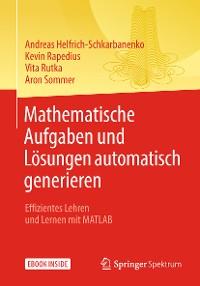 Cover Mathematische Aufgaben und Lösungen automatisch generieren