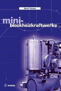 Cover Mini-Blockheizkraftwerke