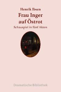 Cover Frau Inger auf Östrot