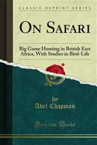 Cover On Safari