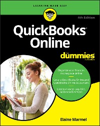 Cover QuickBooks Online For Dummies