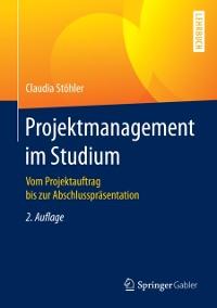 Cover Projektmanagement im Studium