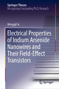Cover Electrical Properties of Indium Arsenide Nanowires and Their Field-Effect Transistors