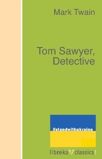 Cover Tom Sawyer, Detective