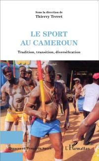 Cover Le sport au Cameroun