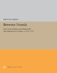 Cover Between Friends