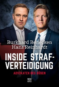 Cover Inside Strafverteidigung