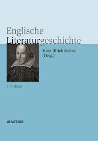 Cover Englische Literaturgeschichte